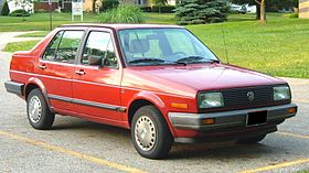 1985 Jetta 4 Door U S Specification