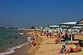 Jevpatorija kuldne supelrand Musta mere ääres..jpg