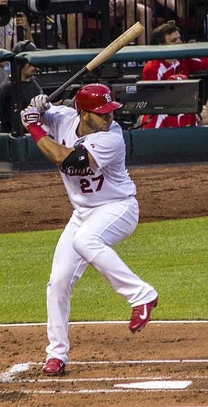 Jhonny Peralta - Peralta batting in 2014
