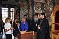 Jill Biden and Valerie Biden Owens visit Gracanica Monastery.jpg