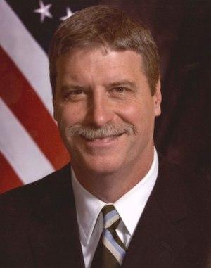 Jim Letten - Image: Jim Letten US Attorney