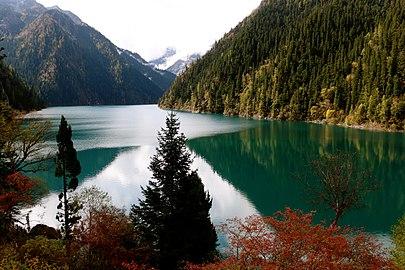 Jiuzhaigou National Natural Reserve in Sichuan Province Oct. 2015.jpg