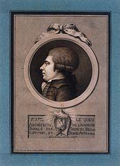 Jean-Jacques Le Queu architecte, de l'Académie Royale des Sciences, Belles-lettres, et Beau-Arts de Rouen
