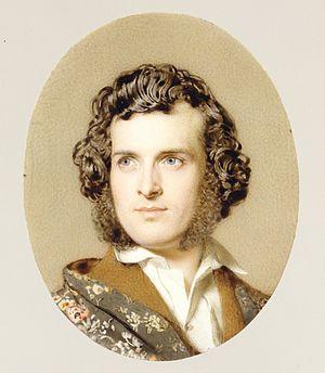 John Faed - Self-portrait attributed to John Faed, circa 1850, Metropolitan Museum of Art