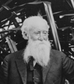 John Burroughs at Edison's home in Ft. Myers Florida 1914 detail LC-LC-USZ62-131044.png