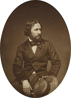 John C. Frémont United States Army general and explorer