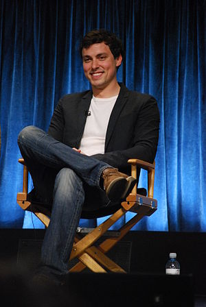 John Francis Daley - Francis Daley in March 2012