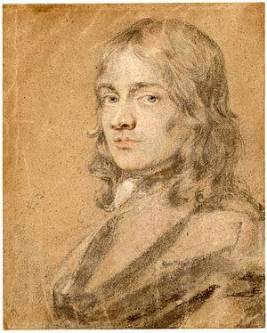 John Greenhill - Self-portrait.