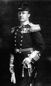 Admiral of the Fleet Lord Jellicoe.