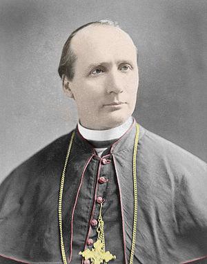 John J. Keane (bishop) - Image: John Joseph Keane