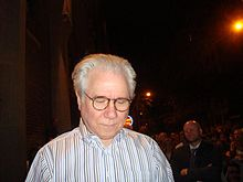 L'actor estatounitense John Larroquette, NY 2011.