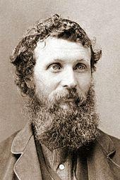 Photo of Muir by Carleton Watkins  circa      Wikipedia