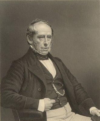 John Pakington, 1st Baron Hampton - Image: John Pakington 1st Baron Hampton