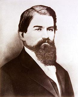 John Stith Pemberton American pharmacist, inventor of Coca-Cola