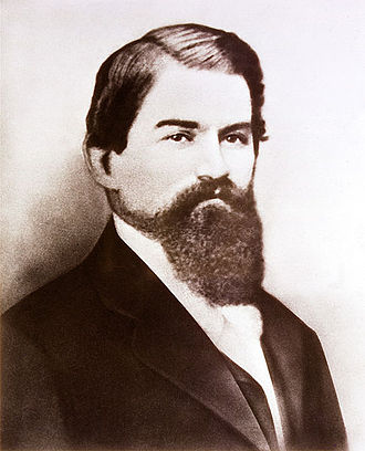 Coca-Cola - John Pemberton, the original inventor of Coca-Cola