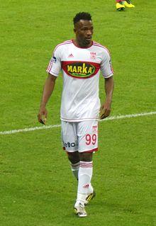 John Utaka Nigerian footballer