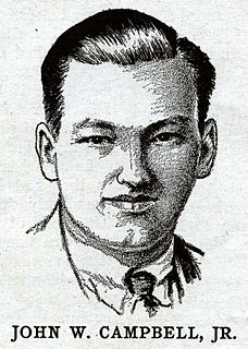 John W. Campbell bibliography