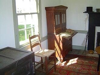 Woodson Law Office - Image: John W Woodson law office shingle 3