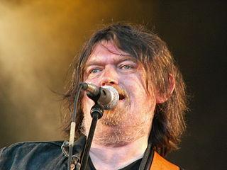 Johnny Madsen Danish musician, songwriter, painter