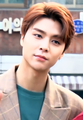 Johnny Seo going to a Music Bank recording in March 2018 02.png