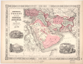 Johnson's Turkey in Asia, Persia, Arabia, etc. WDL11747.png