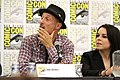 Jon Gries & Tina Majorino (5966460814).jpg