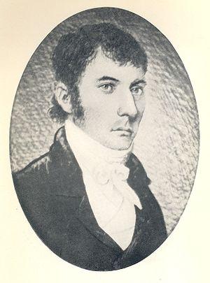 Joseph Barss - Joseph Barss (1776 - 1824)