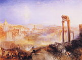 Joseph Mallord William Turner - Modern Rome; Campo Vacino.JPG