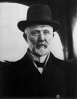 Joseph Flavelle - Sir Joseph Flavelle, Bt, ca. 1918