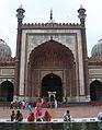 Juma Masjid - Delhi, views inside and around (10).JPG