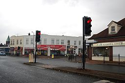 Junction of Wickford High Street and the A129 - geograph.org.uk - 1036287.jpg