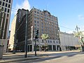 Jung Hotel, Canal Street, New Orleans, January 2021 - 01.jpg