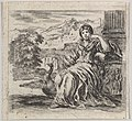 Juno, from 'Game of Mythology' (Jeu de la Mythologie) MET DP831072.jpg