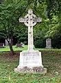 Justice Edward Sanford grave 02.jpg