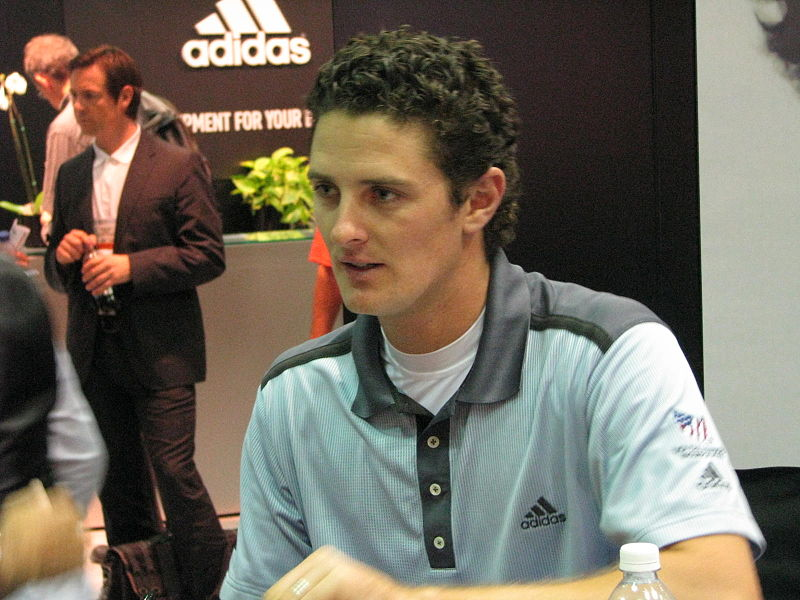 File:Justin Rose at the 2008 PGA Golf Show.jpg