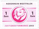 Justizkostenmarke NRW 1Euro.png