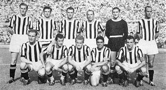 1949–50 Serie A - Image: Juventus Football Club 1949 50