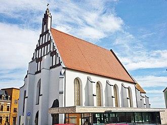 Kamenz - St Anne Church