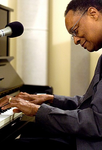 Ramsey Lewis - Lewis performs live in the KPLU studio on October 2009