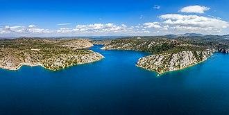 Krka (Croatia) - Krka River 30 March 2016