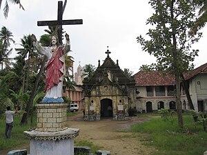 Kadamakkudy - Kadamakkudy Syrian Catholic Church