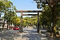 Kagoshima-jingu, torii.jpg