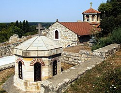 Kalemegdan - Sveta Petka church (by Pudelek).JPG