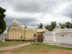 Kalleshvara temple (900 AD) at Aralaguppe in Tumkur district