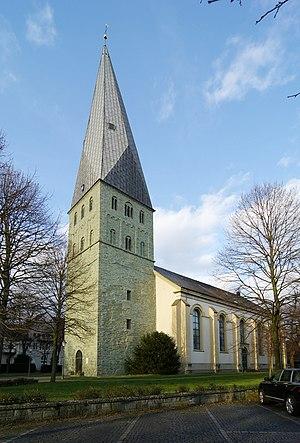 Kamen - Pauluskirche in Kamen