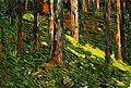 Kandinsky - Forest Landscape with Red Figure, 1902.jpg