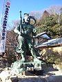 Kannonshô-ji Buddhist Temple - Kongôrikishi - Agyô.jpg