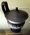 Kantharos con filtro in bucchero, da orvieto, VI sec. ac.JPG