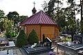 Kaplica Truszkowskich na cmentarzu parafialnym w Augustowie 06.jpg