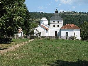 Petar Brajan - White Church today.